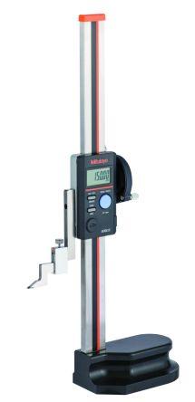 Mitutoyo 570-312 Digimatic Height Gauge, LCD Display, max. measurement 12in