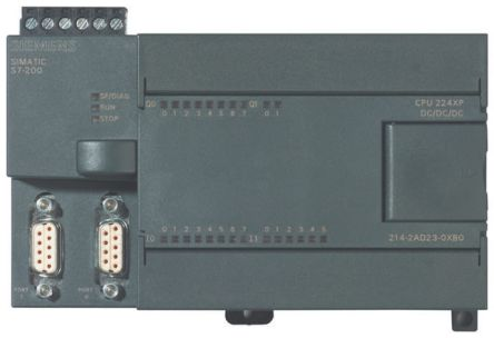 6es7214-1ad23-0xb0   siemens s7-200 plc cpu computer, simatic pg.