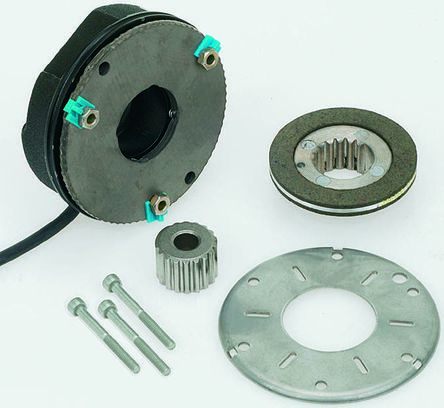 Size 18 Standard Aluminum Rotor Intorq//Lenze BFK458-18