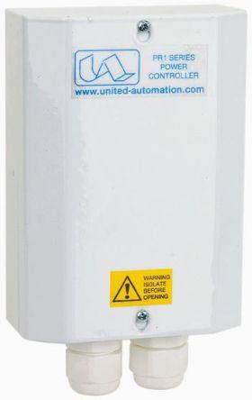 United Automation, PR1-E-3KW, HVAC Control, 3kW, 12 5A, 1 1kg, 140 x 99 x  80mm