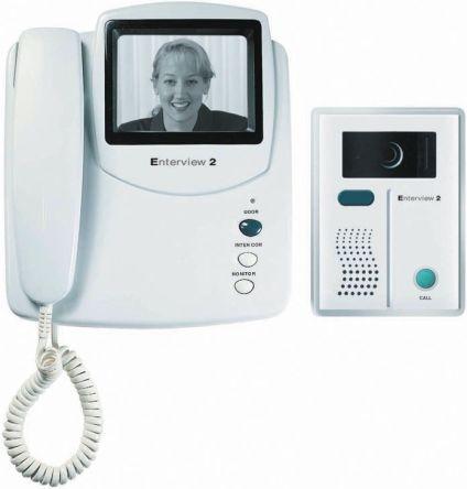 Enterv3 Sure24 Mono Video Door Entry System 493 4907 Rs Malta