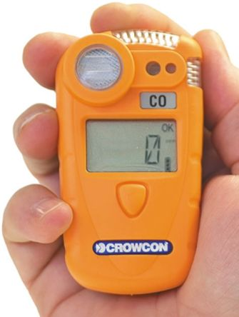 GS-AY-B-001-G Carbon Monoxide Gas Monitor, LCD - Backlit RS Calibrated product photo