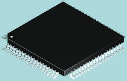 Analog Devices AD5522JSVDZ, Parametric Measurement Unit 16bit 80-Pin TQFP