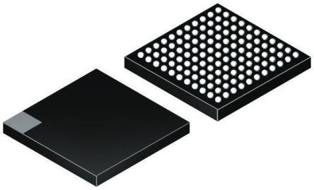 ADV212BBCZ-150, Video CODEC NTSC, PAL NTSC, PAL 1.5 V, 2.5 V, 3.3 V 144-Pin CSPBGA