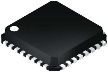 Analog Devices, Audio Codec Stereo-channel 24bit- 96ksps Serial-I2C, Serial-SPI 32-Pin LFCSP