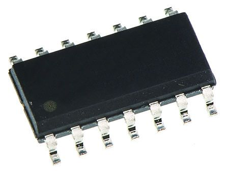 Analog Devices AD8304ARUZ, Log Amplifier, 5 V Rail to Rail Output Rail to Rail, 14-Pin TSSOP