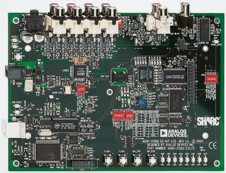 Analog Devices Development Kit Development Kit ADDS-21262-EZLITE