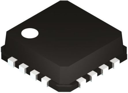 Analog Devices AD8336ACPZ-WP, Variable Gain Amplifier 2-channel, 150MHz 550V/μs Single Ended O/P, 16-Pin LFCSP