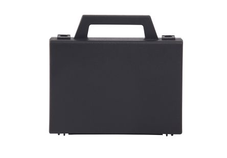 RS PRO Polypropylene Tool Case Without Wheels, 135 x 94 x 31mm