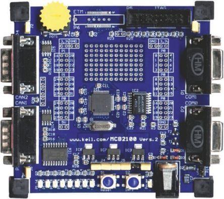 Keil 32 bit Development Kit MCB2100