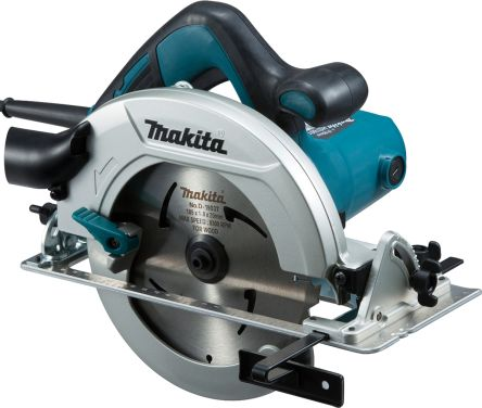 Makita, 5704RK 190mm Corded Circular Saw, 4900rpm, UK Plug