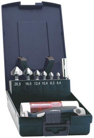 EXACT Countersink Set x20.5mm9 Piece