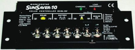 Morningstar SS-10L-12 10A solar charge controller