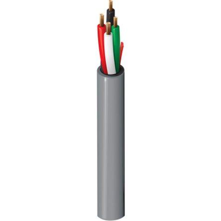 Belden 4 Core Security Cable 0.82 mm² CSA, Polyvinyl Chloride PVC Sheath, 152m