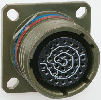 Mil Spec Circular Connectors Rs Components