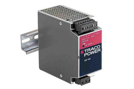 TRACOPOWER TSP 180-124 Источник питания для монтажа на панель и DIN-рейку