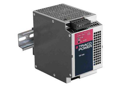 TRACOPOWER TSP 360-124 Источник питания для монтажа на панель и DIN-рейку