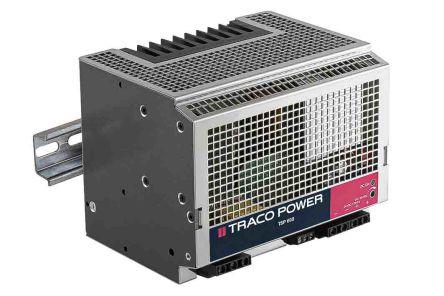 TRACOPOWER TSP 600-124 Источник питания для монтажа на панель и DIN-рейку