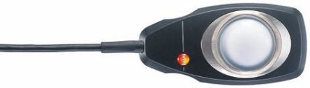 Testo 0635 0545 Light Meter Lux Probe, For Use With 435-2/4 Series