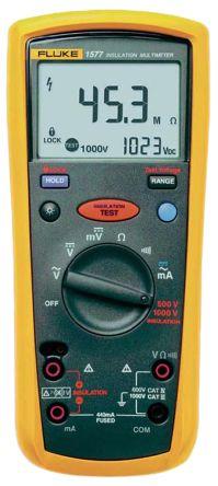 Fluke 1577, Insulation Tester 2GΩ CAT III 1000 V, CAT IV 600 V