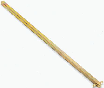 Shaft 430mm long, 6mm dia. for pstl hndl