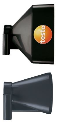 Funnel Set for use with Testo 417 Series