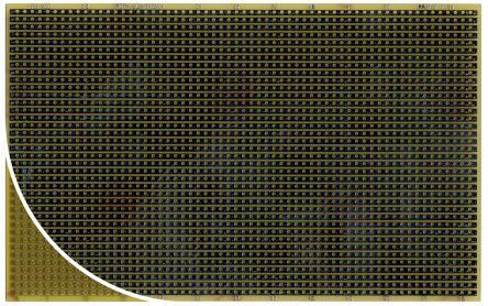 RE520-LF, Single-Sided Stripboard Epoxy Glass 100 x 160 x 1.5mm FR4 product photo