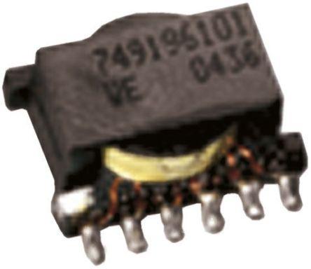 Surface Mount Lan Ethernet Transformer, 17.5 x 8.3 x 22.1mm, -40 → +125 °C