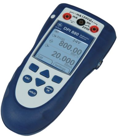 Druck DPI 880 Multi Function Calibrator