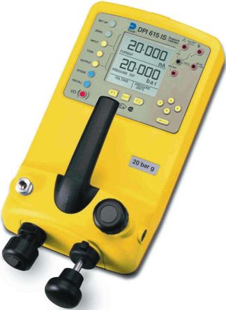 Druck 0bar to 2bar DPI 615 Pressure Calibrator