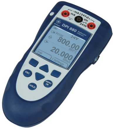 DPI 880 Multi Function Calibrator 30V 55mA RS Calibration product photo