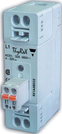 Carlo Gavazzi 25 A rms Solid State Relay, Zero Crossing, PCB Mount, 265 V rms Maximum Load
