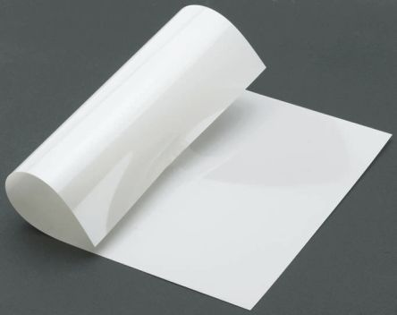 Mylar Thermal Insulating Film, 304mm x 200mm x 0 05mm