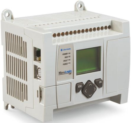 image representative of range  technical reference  micrologix 1100  programmable controllers instructions