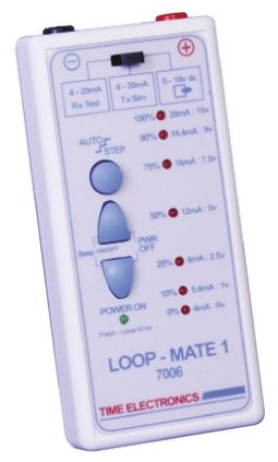 Time Electronic 7006, 20mA Current Loop Calibrator