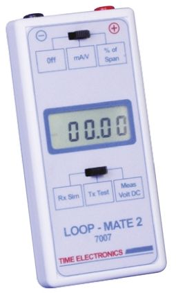 Time Electronic 7007, 20mA Current Loop Calibrator