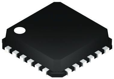 Analog Devices ADP5587ACPZ-R7, 18-channel I/O Expander 400kHz, I2C, 24-Pin LFCSP WQ