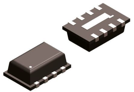 ADA4433-1BCPZ-R2 Analog Devices, 2-Channel Video Amplifier IC, 10.5MHz Swing O/P, 8-Pin LFCSP WD