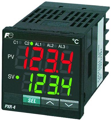 Pxr4 Tcy1 1b000 Fuji Fuji Pxr4 Pid Temperature Controller 48 X 48mm 1 Output Ssc Ssr 24 V Ac Dc Supply Voltage 787 9689 Rs Components