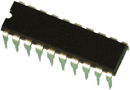 Toshiba TC74AC244P(F)Octal-ChannelBuffer & Line Driver, 3-State, 20-Pin PDIP