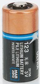 Dl123 Duracell Ultra Photo Cr17345 3v Lithium Manganese Dioxide