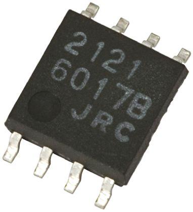 New Japan Radio NJM567M, DTMF Decoder, 8-Pin DMP