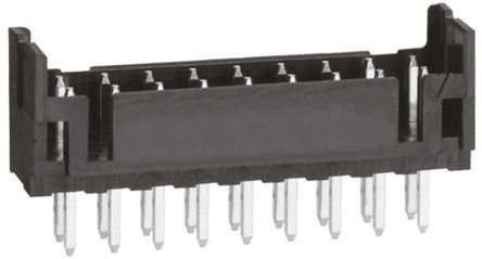 Hirose DF11, 18 Way, 2 Row, Straight PCB Header