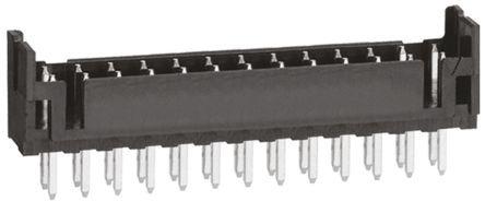 Hirose DF11, 26 Way, 2 Row, Straight PCB Header