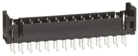Hirose DF11, 28 Way, 2 Row, Straight PCB Header