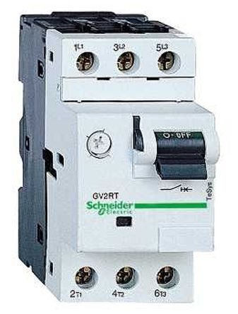 Electric TeSys 4 - 6.3 A 3P Motor Protection Circuit Breaker; 690 V