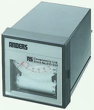 Rotary Chart Paper - 50 mm for use with Anders Electronics Chart Recorder