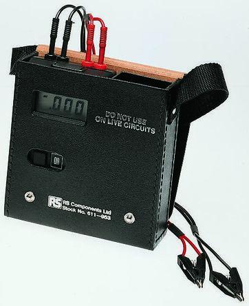 Model A210-091 Ohm Meter RS Calibration, Maximum Resistance Measurement 200 O product photo