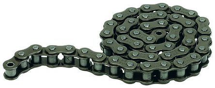 Witra 10B-1, Steel Simplex Roller Chain, 5m Long