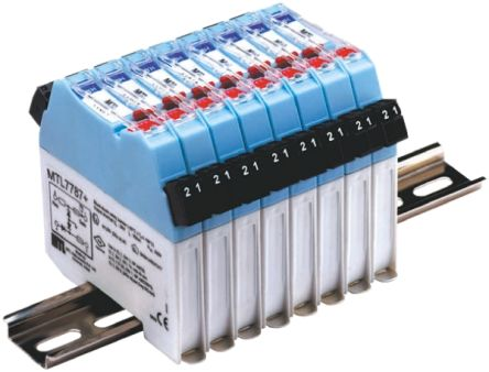 MTL 1 Channel Barrier With Analogue Output, 35 V dc max, 93mA max